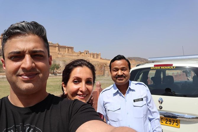 3 Day Golden Triangle Private Tour From Agra