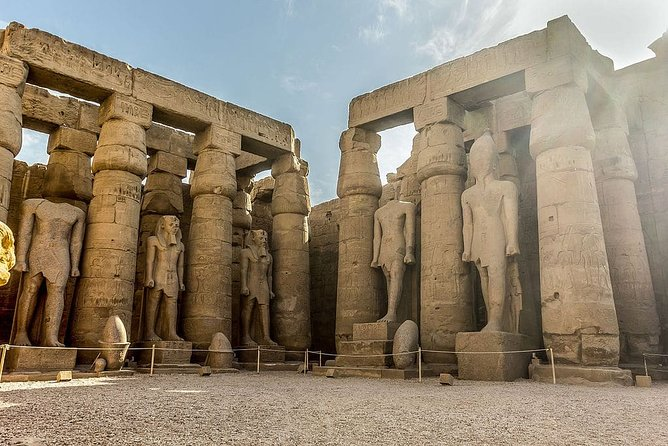 private tour to west bank of luxor and lunch