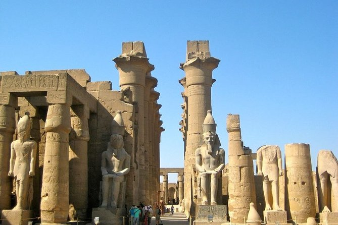 Full Day Tour From Cairo To Luxor By Plane