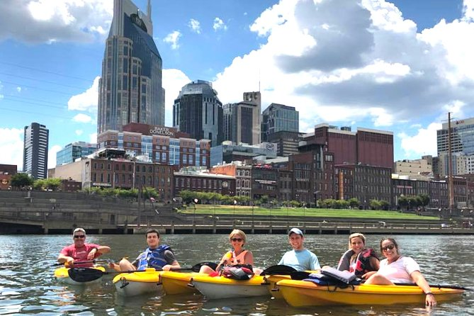 Downtown Nashville Scenic SUP Tour