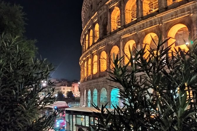 Marvels of Rome at Night