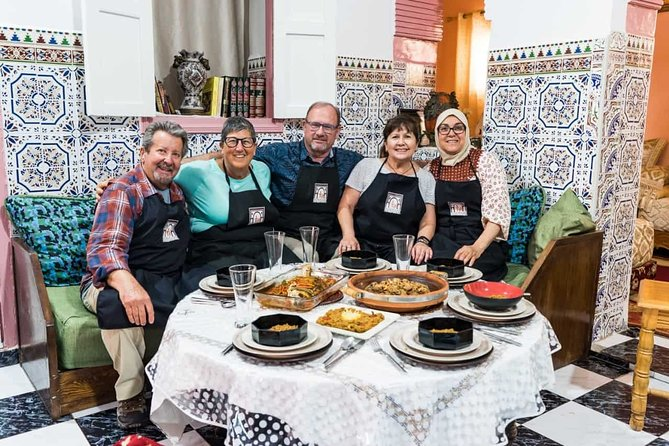Rabat Family Cooking Class By Moroccan Food Tour