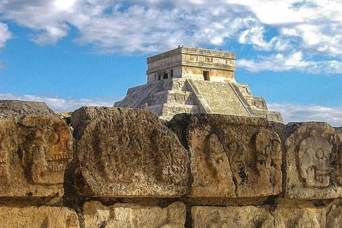 Tour Plus Chichen Iitza from Cancun