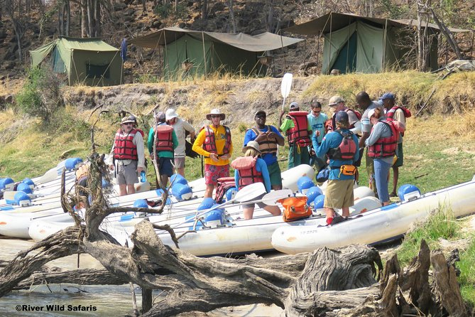 Canoeing - 2 Nights / 2 Days - River Wild Safaris