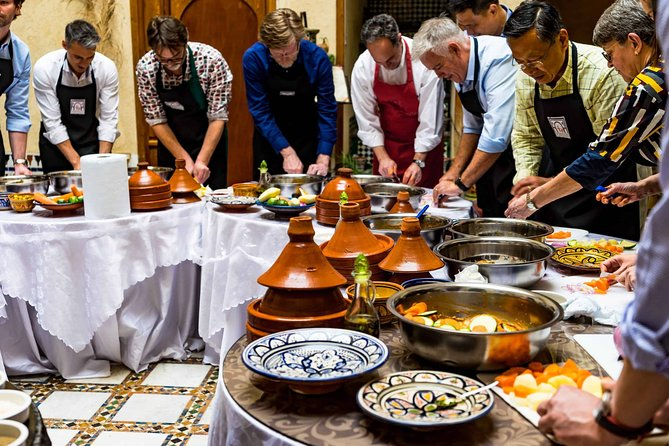 Rabat Restaurant Cooking Class By Moroccan Food Tour