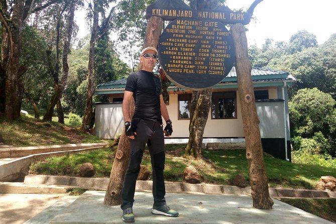 6-Day Kilimanjaro Climbing Tour through the Machame Route