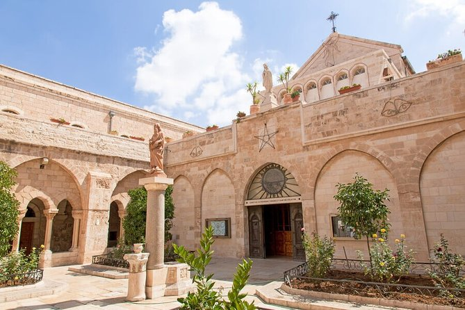 2-Day Best of Israel Tour: Old Jerusalem, Bethlehem, Masada and the Dead Sea