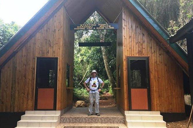 6-Day Mount Kilimanjaro Trekking Tour Marangu Route