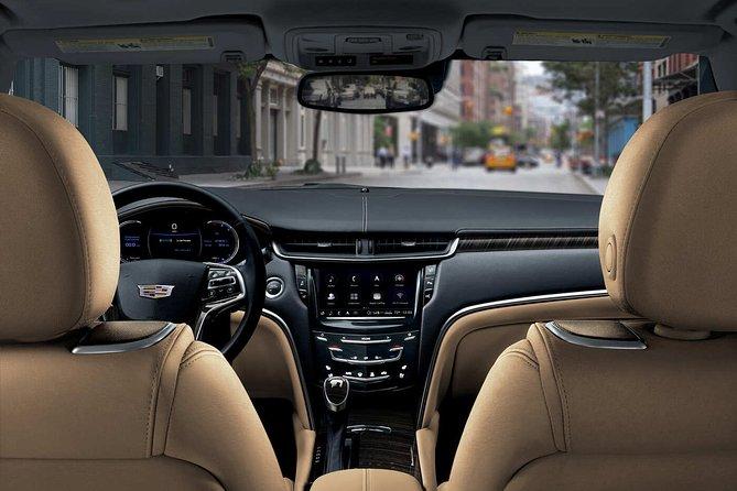 Sedan Car Cadillac XTS