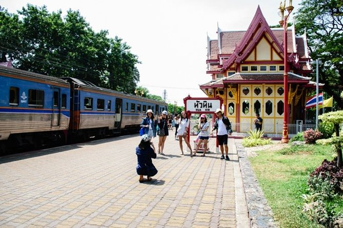 Private Couple Day Tour in Hua Hin from Bangkok