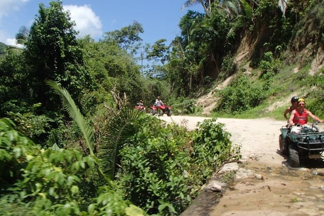 Private Tour: El Eden ATV Adventure from Puerto Vallarta