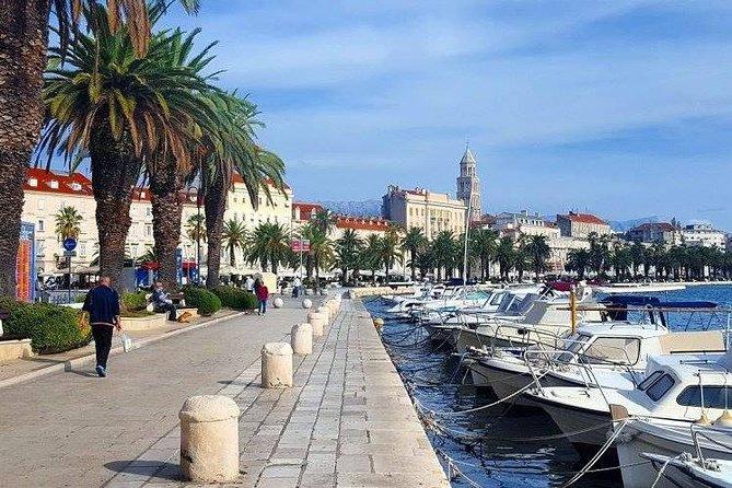 Private Transfer from Dubrovnik to Split