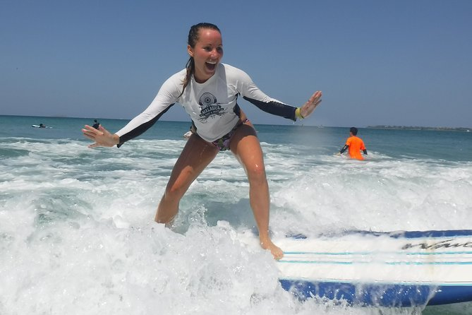 Private Surf Lesson Experience at Puerto Vallarta