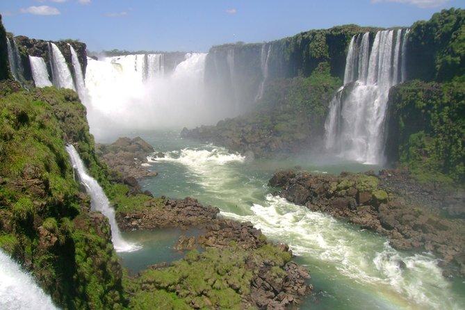 Tour to Iguaçu Brazilian Falls from Argentina