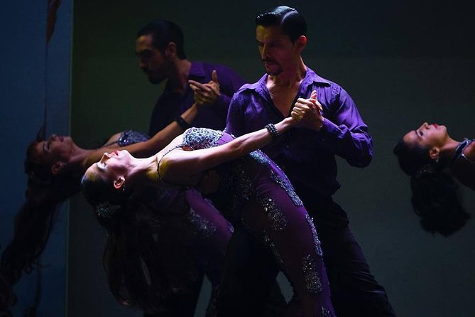 Cafe De Los Angelitos Tango Show Including Private Transfers From Port & Hotels