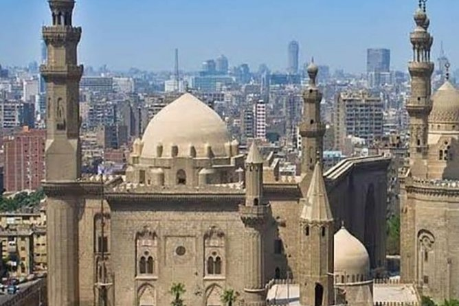 Overnight to Cairo from Luxor by VIP First Class Train