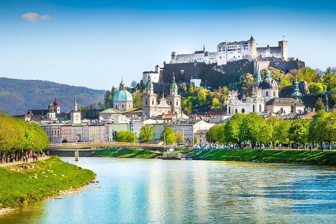Salzburg Airport Transfers : Salzburg Airport SZG to Salzburg in Luxury Car
