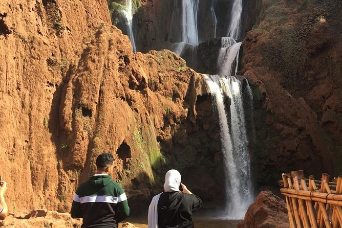 Ouzoud waterfall private day trip