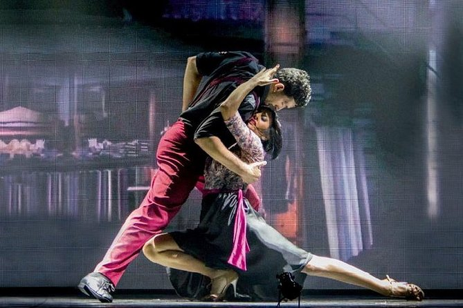 Madero Tango Show Including Private Transfers From Port & Hotels In Buenos Aires