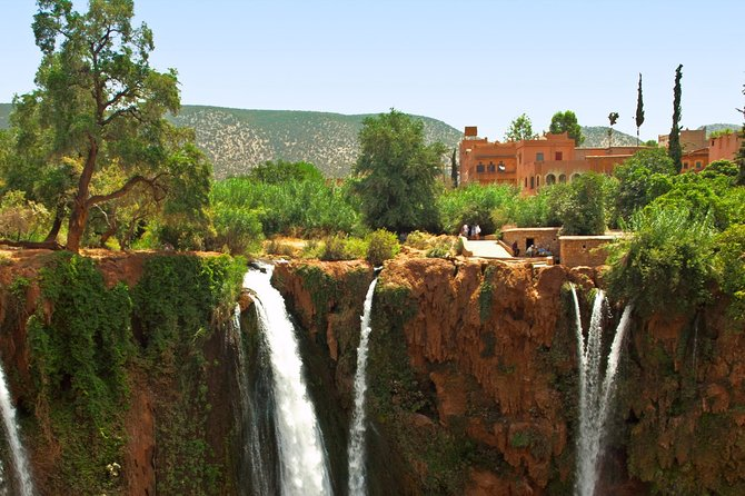 Full-Day Private Tour of Ouzoud Waterfalls from Marrakech