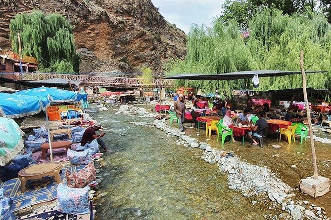 Private Day Trip to Ourika Valley from Marrakech