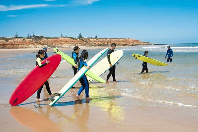 Surf the Fleurieu with Wildife and Wine