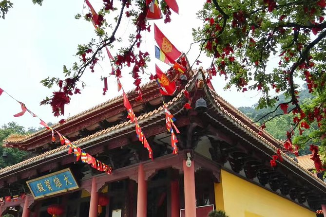 Private Day Tour to Mount Guifeng in Xinhui from Guangzhou