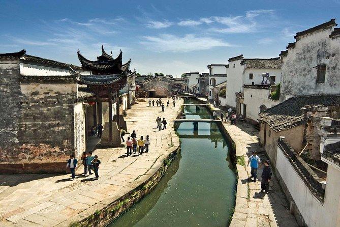 Zhengzhou 2-Day Bullet Train Trip to Huangshan Mountain and Tangmo Ancient Town