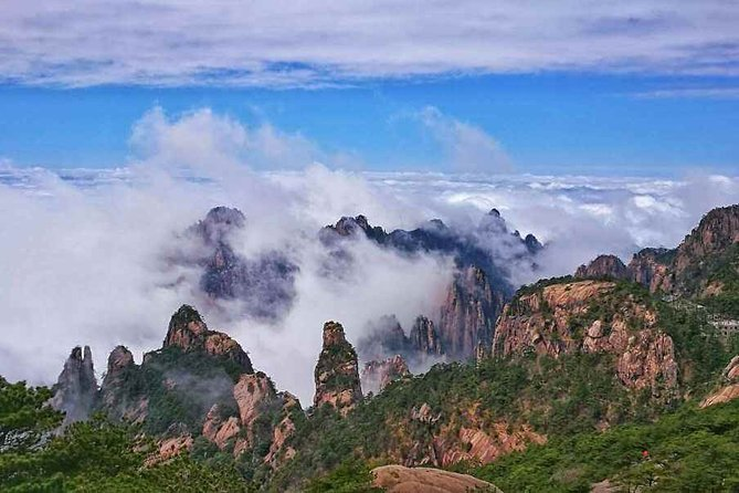 2-Day Private Trip to Huangshan Mountain and Tangmo Ancient Town from Beijing