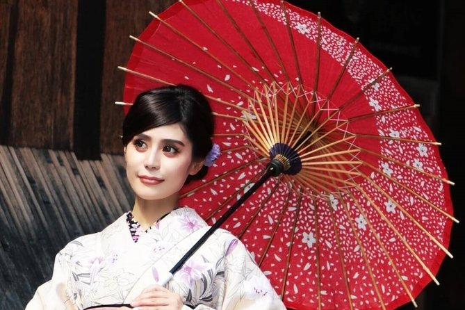 Kimono Dress Experience in Tokyo Asakusa with Door to Door Pick Up from hotel