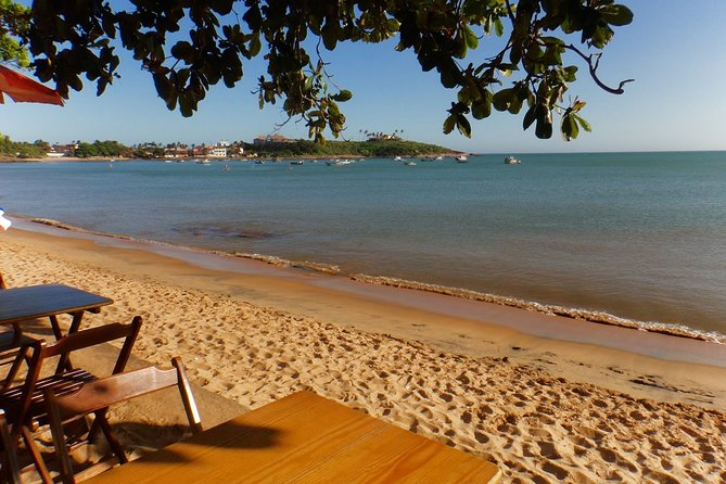 Tour to Guarapari for groups over 14 people