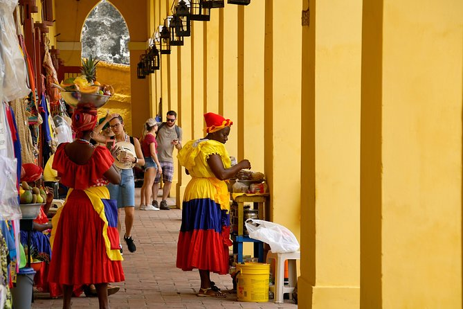 Virtual Cartagena LiteraTour through Nobel Garcia Marquez work