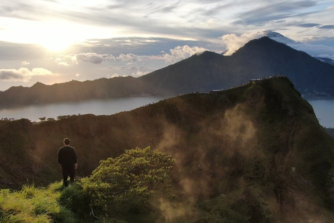 Bali Mount Batur Trekking with Drone Documentation