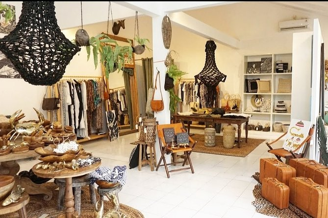 Bali Private Shopping Tour