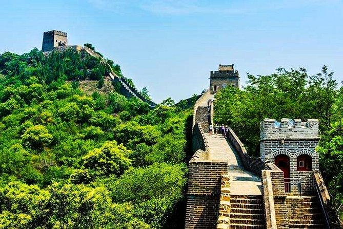 Private Transfer from Tianjin Int'l Cruise Home Port to Huangyaguan Great Wall