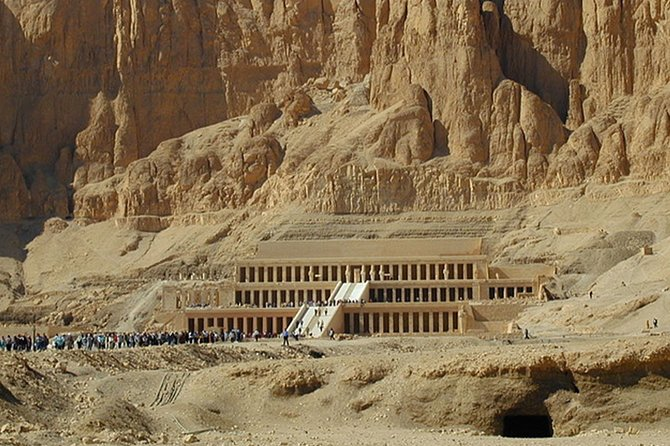 Luxor West Bank Visit Valley Kings & Hatshepsut Temple Day Tour