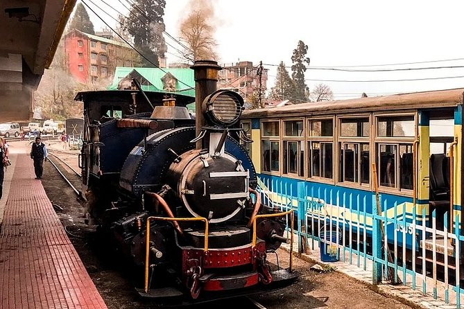 Explore Darjeeling Toy Train Joyride
