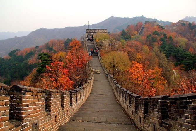 Private Transfer from Tianjin Cruise Port to Beijing with stop at Great Wall