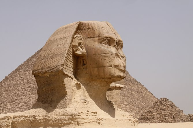 Desert Safari by Quad Bike around the Pyramids