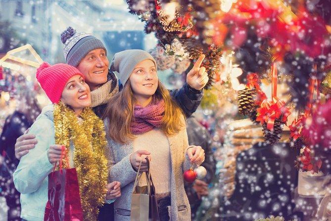 Magic Christmas tour in Bath