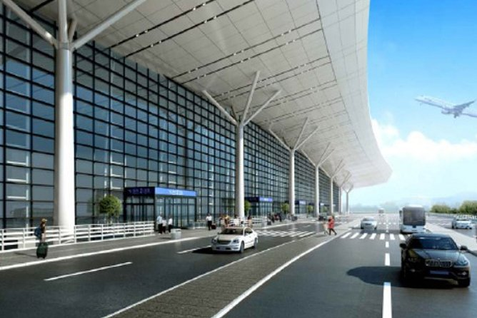 Tianjin Binhai International Airport Private Arrival Transfer to City Area