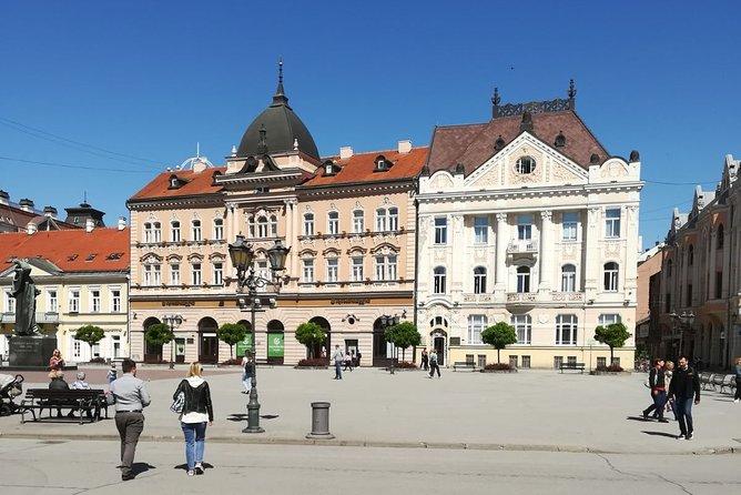Novi Sad and Sremski Karlovci Wine Tour From Belgrade