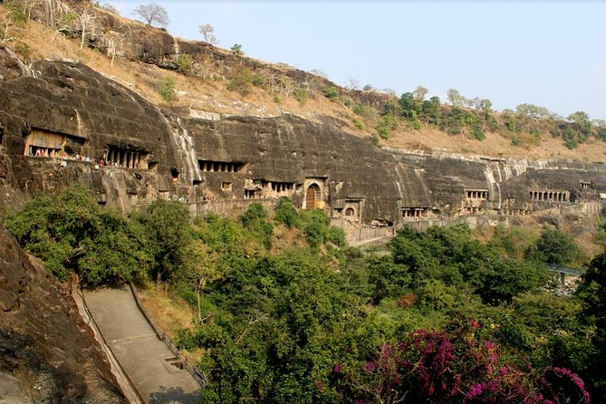 Private day tour from Aurangabad to Ajanta and Ellora caves