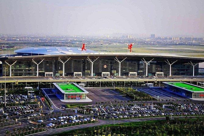 Tianjin Binhai International Airport Private Departure Transfer from City Area