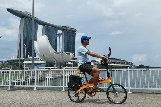 Singapore Live Video Bike Tour