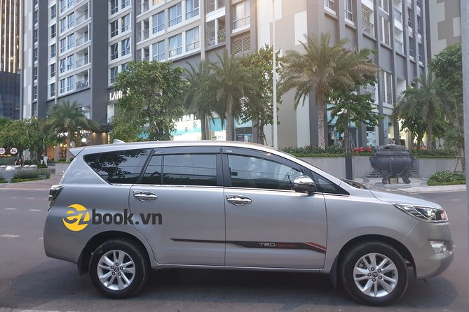 One-way Private Transfer from Ho Chi Minh to Vung Tau (7 Seats Car)