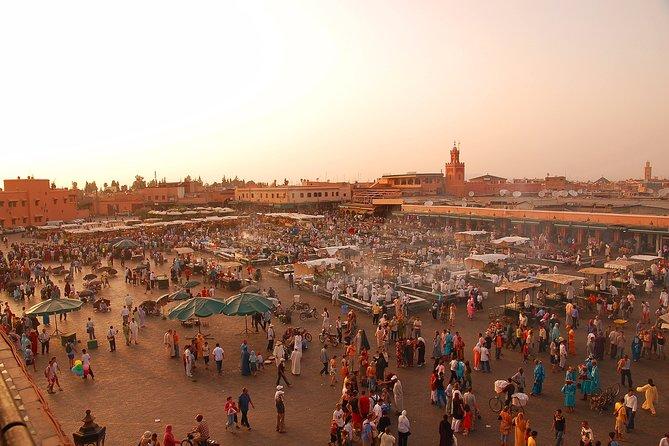 PRIVATE 7-day route: Marrakech to Marrakech via Merzouga Desert w/ 4* hotels inc