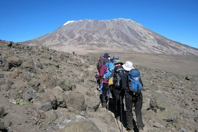 9-Day Trekking of Mount Kilimanjaro via Lemosho and Crater stay