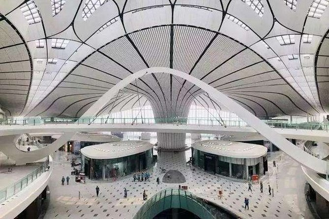 Beijing Daxing or Capital Int'l Airport Private Arrival Transfer to Tianjin City