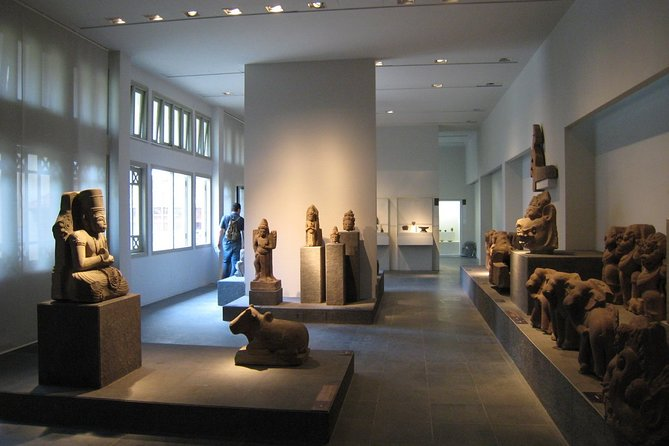 Half-day Marble mountain and Cham museum tour from Hoi An